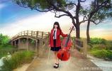 攝影:大提琴的旋律:纏綿往事