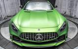 綠色大魔鬼,奔馳AMG GTR 
