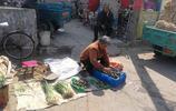 農村街頭的本地小海鮮,懂行的人都來買,貨真價實