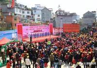 安徽太湖:大別山(太湖)首屆桃花節圓滿成功