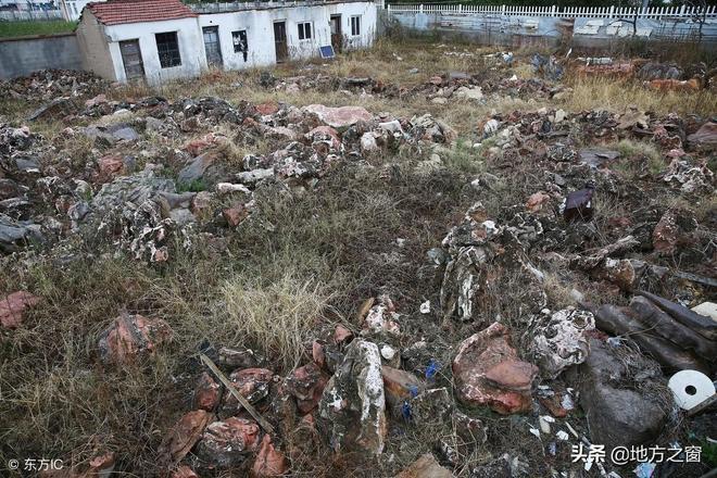 安徽一男子痴迷奇石,11年時間,收藏了10多萬塊奇石