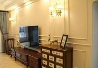 135平新房,硬裝裝修簡單,但是配上傢俱後,更顯大氣高級範!