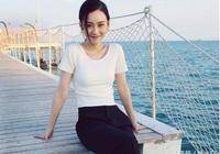 靳東深感遺憾的前女友,顏值逆天卻仍單身,愛上胡歌瘋狂示愛