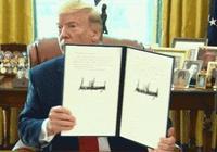6月25號特朗普發三條推特表示如果伊朗敢動美國一根汗毛,就剷平伊朗,這是要宣戰嗎?