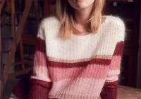 毛衣織什麼款好看?時尚大牌的毛衣款式你值得擁有!超多高清美圖