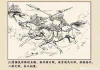 常勝將軍趙子龍,武藝高強,為何兩次受挫於許褚?