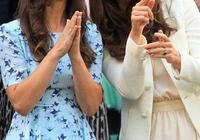 凱特王妃妹妹皮帕也穿茶歇裙,清爽活潑,和媽媽姐姐一同逛街了