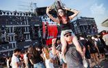 ULTRA電音盛典,觀眾瘋狂蹦迪,場面壯觀到不忍直視!