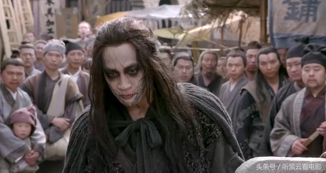 電影《三少爺的劍》之 大俠另有其人,燕十三!