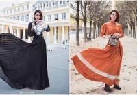 """赵丽颖竟然把Dior""""改造""""了,时尚界宇宙大牌沦陷成廉价影楼风,你觉得好看吗?"""