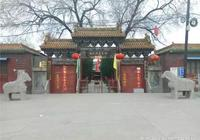 運城扁鵲廟裡最大殿宇供奉的竟然不是扁鵲