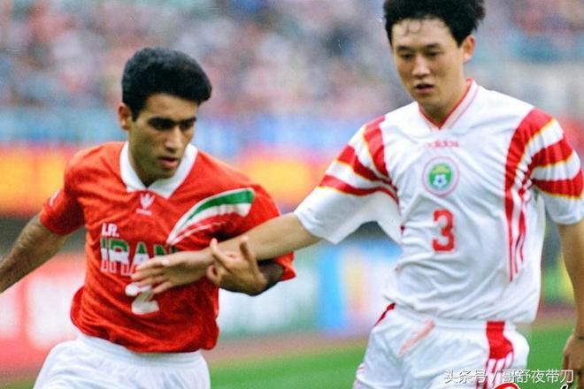 沒有高峰、馬明宇、范志毅、郝海東的球隊衝不進俄羅斯世界盃,你選哪幾名球員入選?