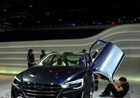 等的值!斯巴魯推出新款SUV,配2.5L發動機+全進口,叫板途觀L