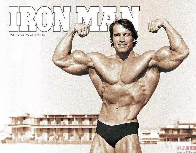 盤點動作明星,誰的肌肉最發達。甄子丹。史泰龍,李連杰比較瘦