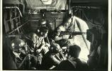 越戰,美國直升機在空中被地面火力襲擊,死傷慘重