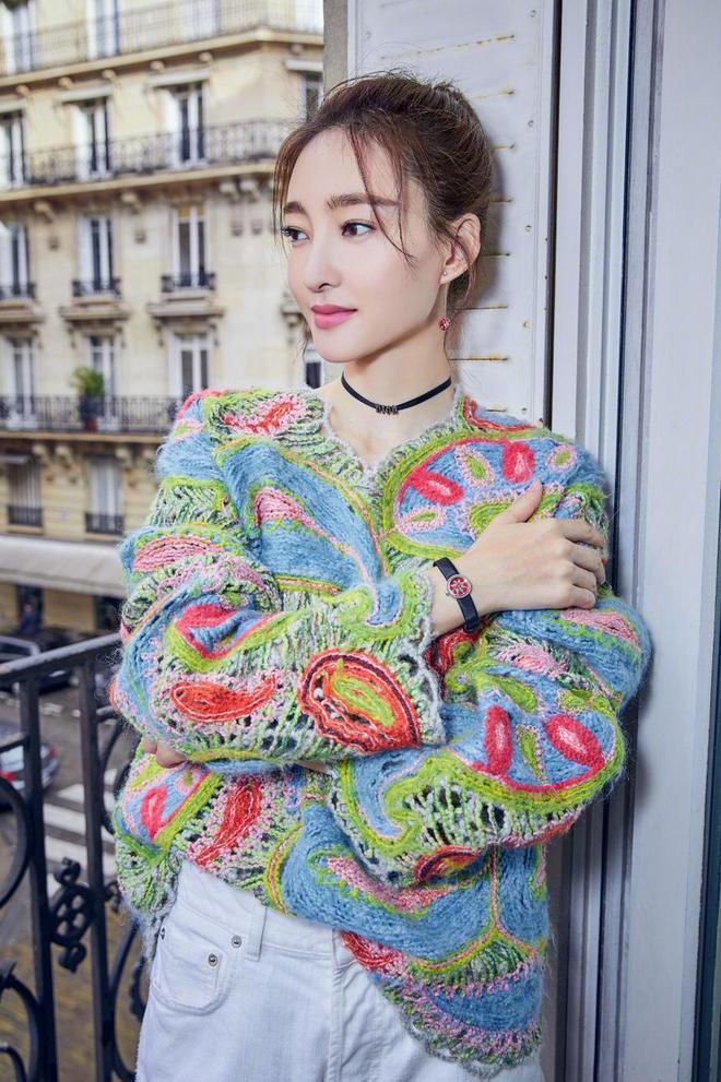 王麗坤-巴黎時刻