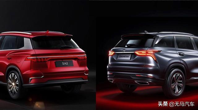 CS75 PLUS對比宋Pro!誰是上海車展最強自主緊湊型SUV?