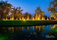 美色美景美味兼收,這就是《爸爸去哪兒》第三季的勐景來傣族古寨