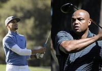 庫裡:打高爾夫時會讓巴克利當球童