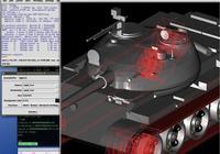 開源跨平臺CAD軟件-BRL-CAD