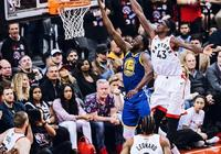 NBA籃球推薦:多倫多猛龍 VS 金州勇士