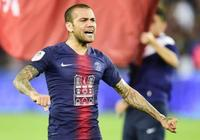 官方:阿爾維斯宣佈離開巴黎