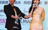 范冰冰 李治廷早前亮相活動,網友:李治廷你的手有點過界了!
