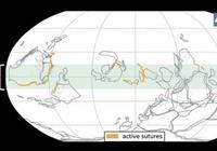 冰河時代發生在熱帶島嶼和大陸碰撞的時候