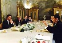 馬雲實現承諾:阿里組的飯局不會亞於全世界任何一個