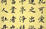 85後女書家王威楷書《愛蓮說》,網友:人美,字好,名霸氣!