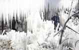 這8張圖片告訴你,冬日可不是隻有霧凇美景!