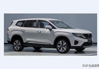 突擊七座SUV市場,吉利全新大型SUV首先,動力、配置選擇相當豐富