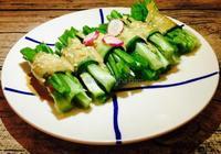 麻醬油麥菜