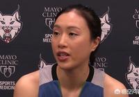 WNBA季前賽,邵婷出戰6分鐘得到2分!球迷稱她比姚明第一場出色,怎麼回事?