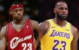 NBA球星年輕時與如今的對比照,鄧肯妖刀都老了,庫裡依舊年輕