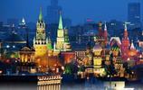 莫斯科旅遊,看看莫斯科郊外的晚上,格外優美