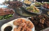 實拍沂蒙山區的農村大席,帶你看看大席上豐盛的菜餚
