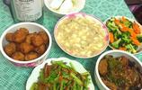 沿海地區,我的四個親戚家的週末午餐大比拼,你更喜歡哪家的?