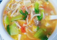 這湯做出來又鮮又好吃,飯前喝一碗苗條又健康,每天都想做著喝