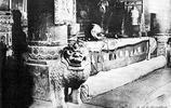 老照片再現民國初年少林寺:那時還尚未被焚燬,圖四為少林寺正門