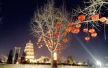 壯觀的大雁塔音樂噴泉