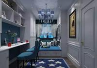 書房+榻榻米,讓你小書房也能擁有大空間!