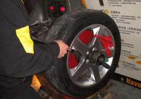 我換了一條新輪胎,也做了動平衡,但抖動明顯,怎麼回事?