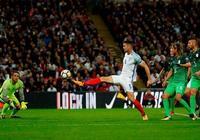 半場-英格蘭0-0斯洛文尼亞,亨德森勁射被撲