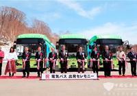 日本純電動巴士第一品牌來自中國,這家車企底氣何在?