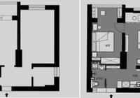 她家面積不到60㎡,全屋簡約不弔頂,卻有3處設計值得小戶型借鑑