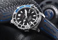 潛水腕錶能達到的最深潛水深度是多少?