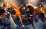 巴洛克風格水下攝影《Muses》夏威夷藝術家 Christy Lee Rogers