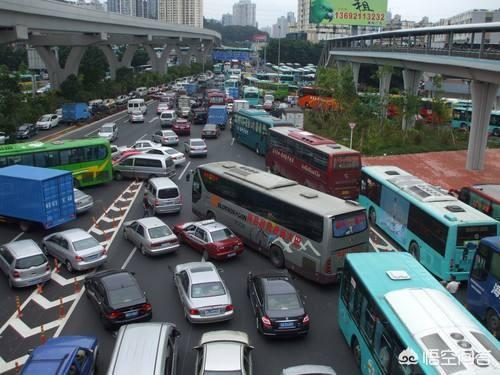 假如騎電動車的人都不開電動車,一半人都開轎車那馬路上將會發生什麼?