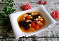 西紅柿豆腐紫菜湯